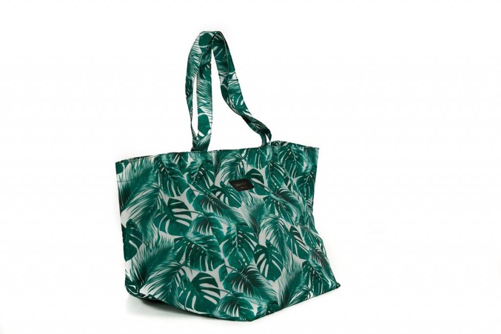 Tropical green big bag -  ademore