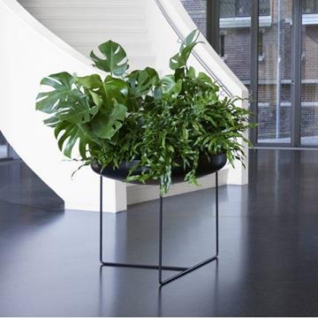 PLANT BOWL 750 BLACK OUTDOOR - Konstantin Slawinski