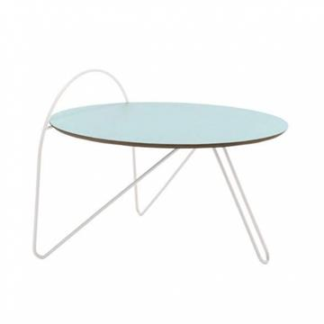 W5 COFFE TABLE LIGHT BLUE/WHITE -  Adonde