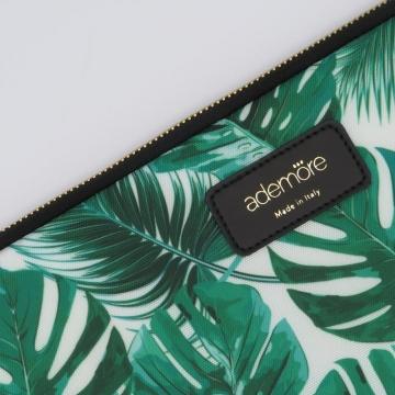"Tropical green laptop 13"" -  ademore"