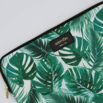 "TROPICAL GREEN LAPTOP 13"" -   ademore"