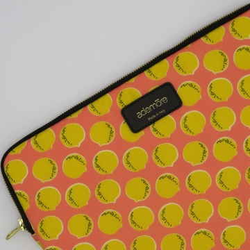 "YELLOW ORANGES LAPTOP 13"" -   ademore"