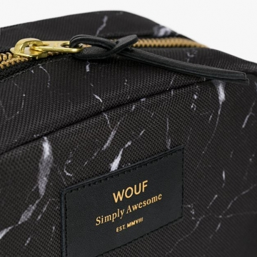 Black marble big beauty -  wouf