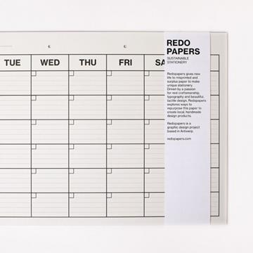 MONTHLY PLANNER - Redopapers