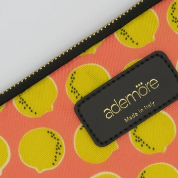 """Yellow oranges laptop 13"""" -  ademore"""