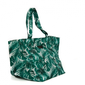 TROPICAL GREEN BIG BAG -   ademore