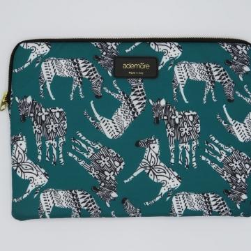 "White zebras laptop 13"" -  ademore"