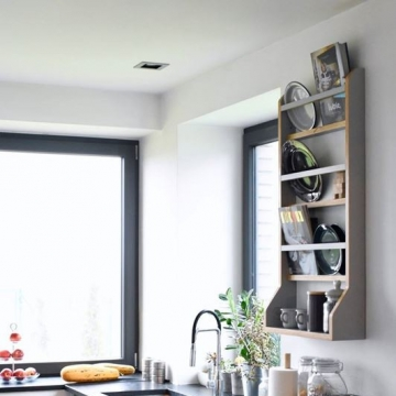 SHELFIE SHELF GRAY   -   Nuki